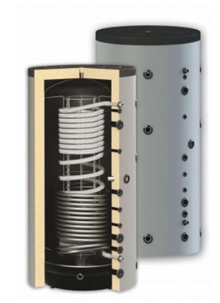 HYGIENE-Speicher HYG BR -1 x Wärmetauscher